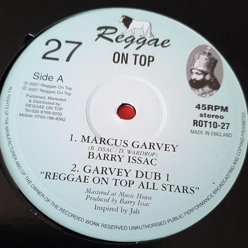 MARCUS GARVEY BARRY ISSAC