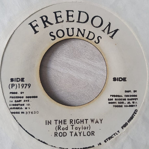 IN THE RIGHT WAY ROD TAYLOR