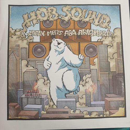 HOB SOUND FEAT JACIN & ABA ARIGINAL LIMITED EDITION