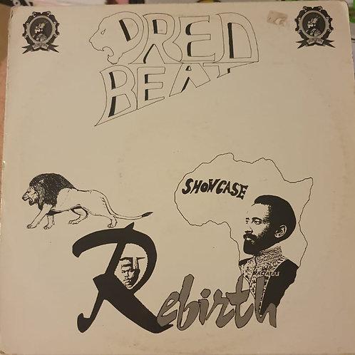 REBIRTH DREAD BEAT SHOWCASE LP