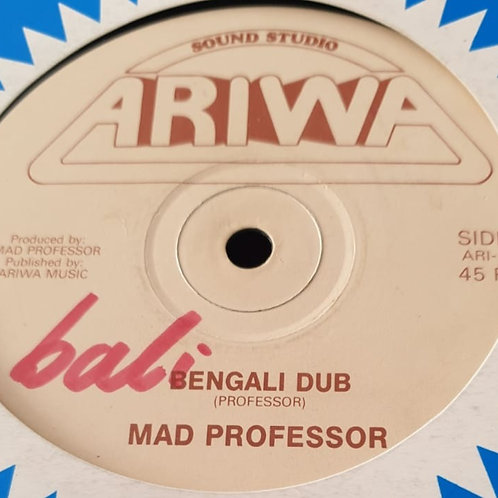 BENGALI DUB MAD PROFESSOR
