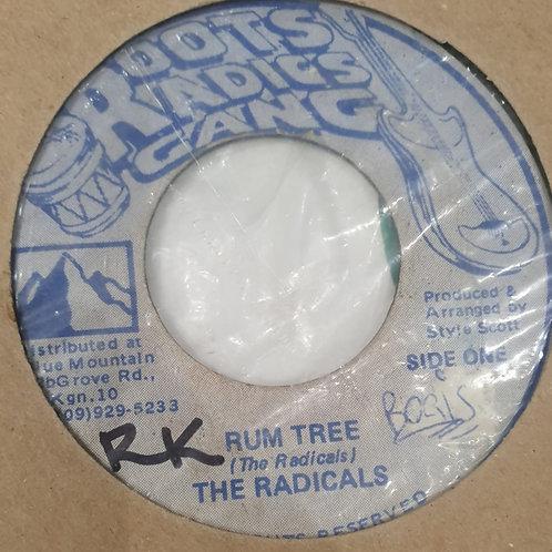 RUM TREE THE RADICALS