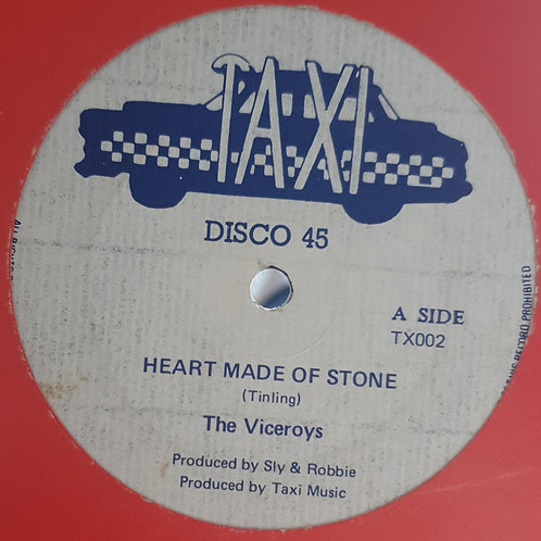 HEART MADE OF STONE THE VICEROYS SLY AND ROBBIE