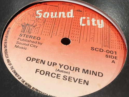 OPEN YOUR MIND FORCE SEVEN
