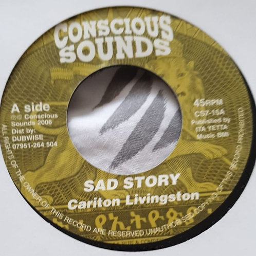 SAD STORY CARLTON LIVINGSTON