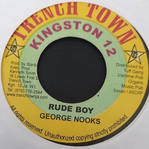 RUDE BOY GEORGE NOOKS FEDERAL RHYTHM
