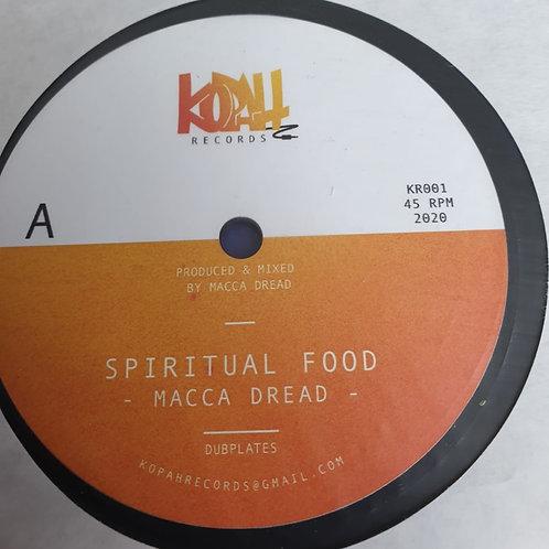 SPIRITUAL FOOD MACCA DREAD
