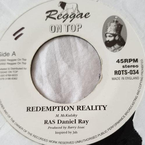 REDEMPTION REALITY RAS DANIEL RAY