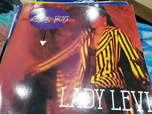 LADY LEVI RUDE BOYS