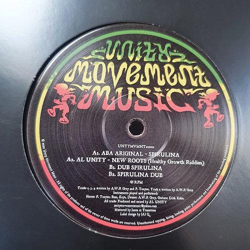 SPIRULINA ABA ARIGINAL UNITY MOVEMENT MUSIC