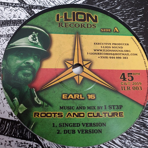 ROOTS AND CULTURE EARL 16 ISTEP