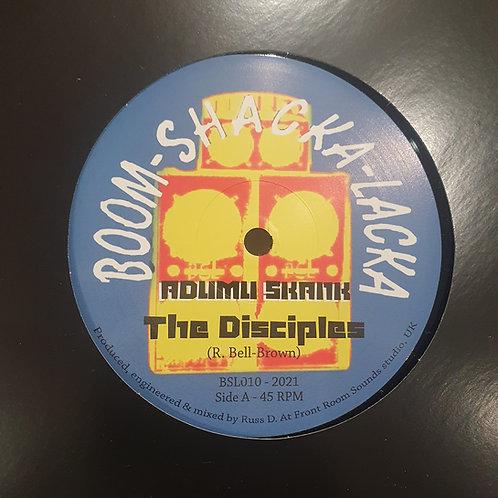 ADUMA SKANK / DUB DEFIANCE THE DISCIPLES
