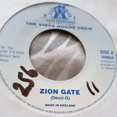 ZION GATE DEZZI D