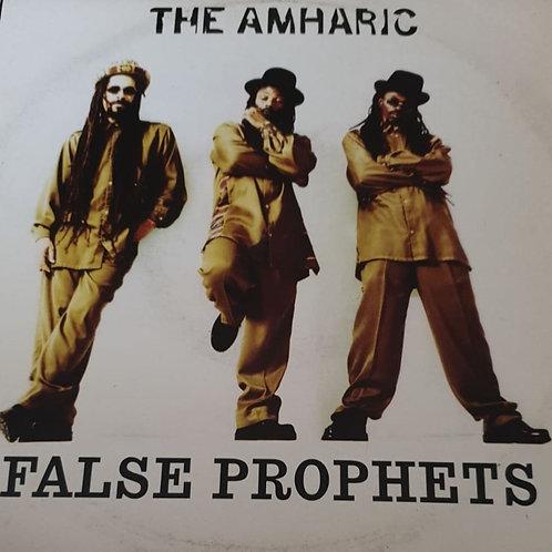 THE AMHARIC FALSE PROPHETS
