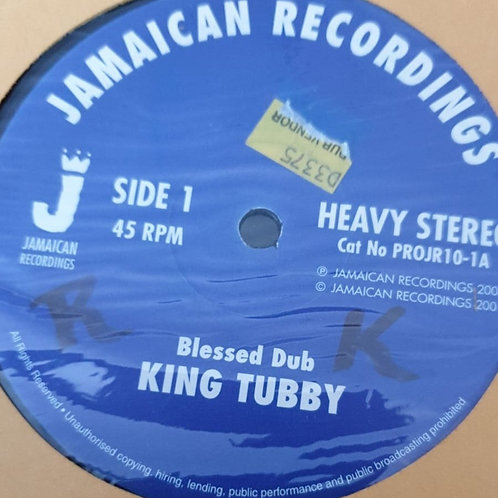 BLESSED DUB KING TUBBY