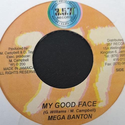Macka Diamond / Mega Banton – Pickney Nah Wear / My Good Face