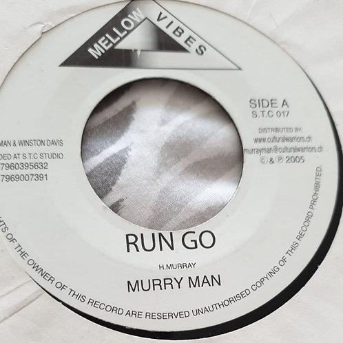 RUN GO MURRAY MAN
