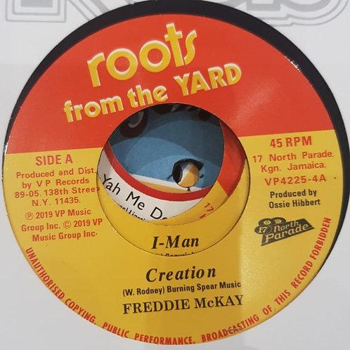 CREATION FREDDIE MCKAY