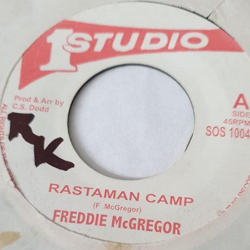 RASTAMAN CAMP FREDDIE MCGREGOR