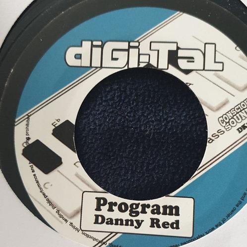 PROGRAM DANNY RED