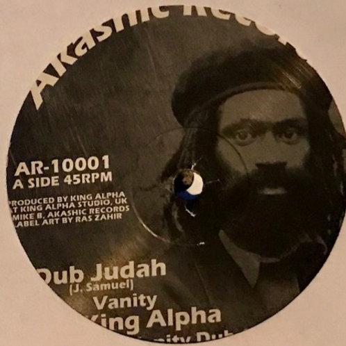 VANITY DUB JUDAH AND KING ALPHA