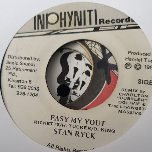 Stan Ryck / General Levy – Easy My Yout / Just Cool