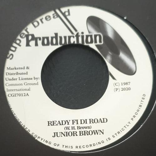 READY FI DI ROAD JUNIOR BROWN