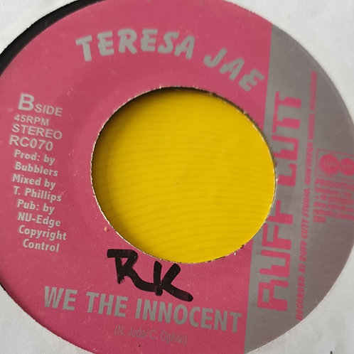 Beres Hammond / Teresa Jae – Say Thank You / We The Innocent