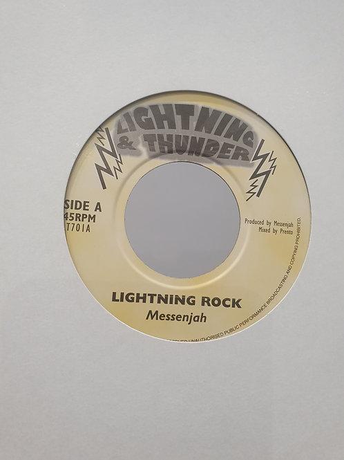 LIGHTNING ROCK MESSENJAH