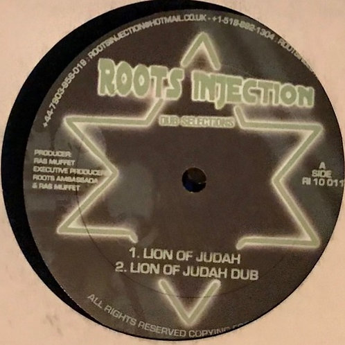 LION OF JUDAH ROOTS INJECTION
