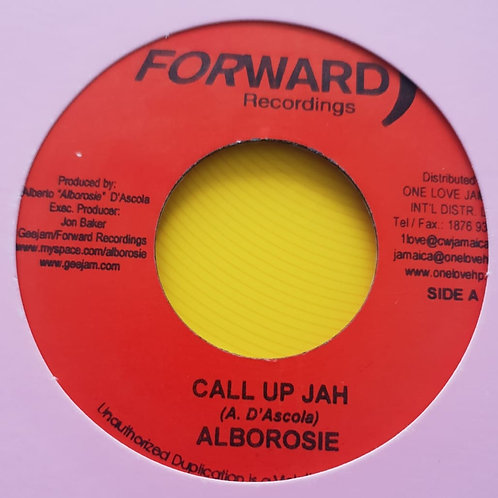 ALBOROSIE CALL UP JAH