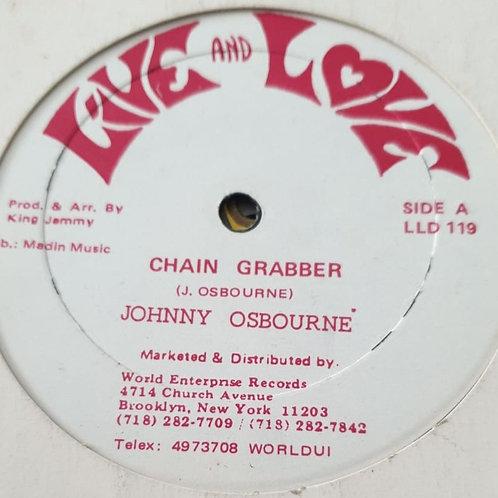 CHAIN GRABBER J OSBORNE