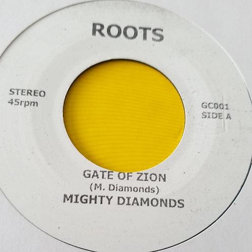 GATE OF ZION MIGHTY DIAMONDS