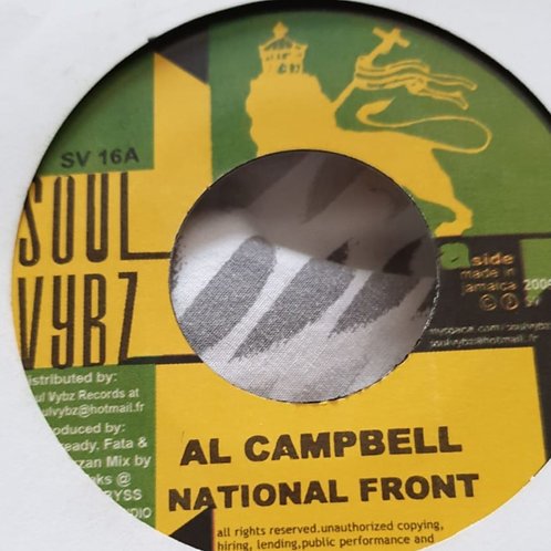 NATIONAL FRONT AL CAMPBELL