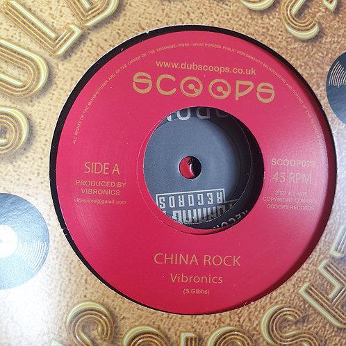 CHINA ROCK VIBRONICS SCOOPS GOLD