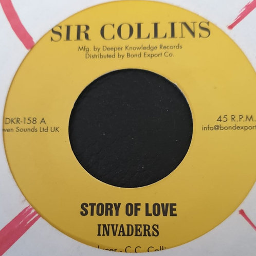 STORY OF LOVE INVADERS
