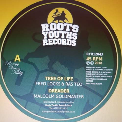FRED LOCKS AND RAS TEO - TREE OF LIFE