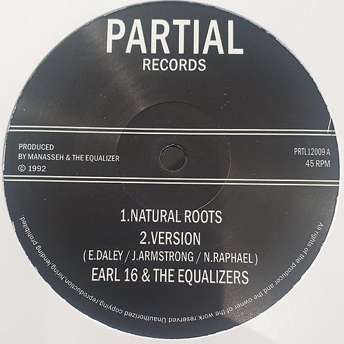 NATURAL ROOTS EARL 16 AND THE EQUALIZERS