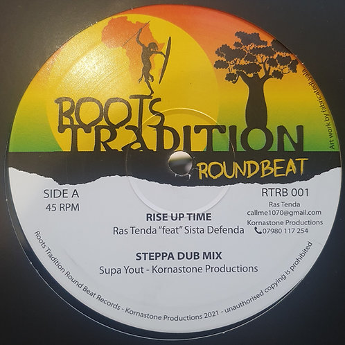 RISE UP TIME RAS TENDA FEATURING SISTA DEFEND SUPA YOUTH