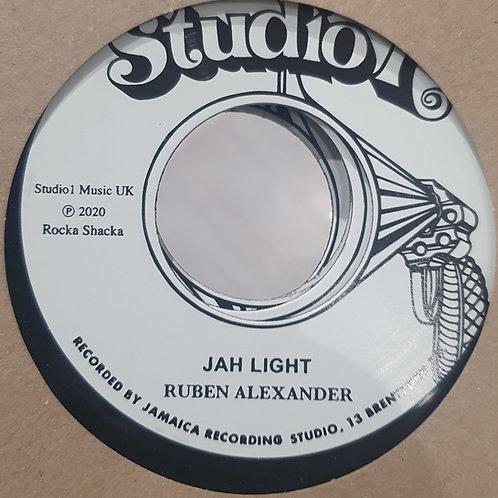 JAH LIGHT RUBEN ALEXANDER STUDIO 1