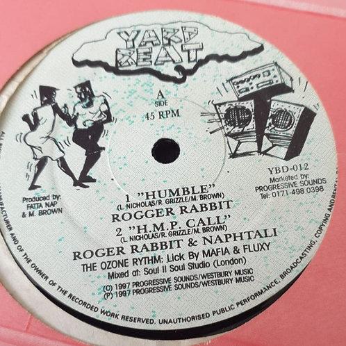 HUMBLE ROGER RABBIT