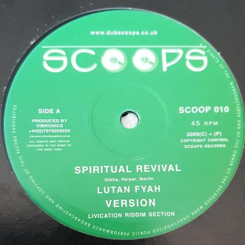 SPIRITUAL REVIVAL LUTAN FYAH