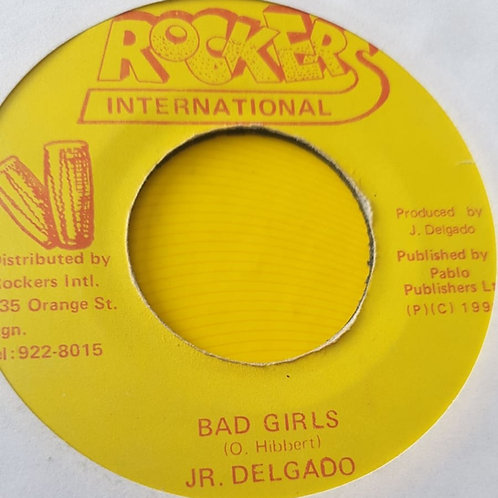 BAD GIRLS JUNIOR DELGADO