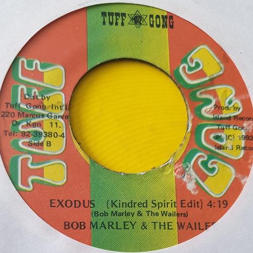Bob Marley & The Wailers – Exodus (Kindred Spirit Edit) / Why Should I (Bone Re
