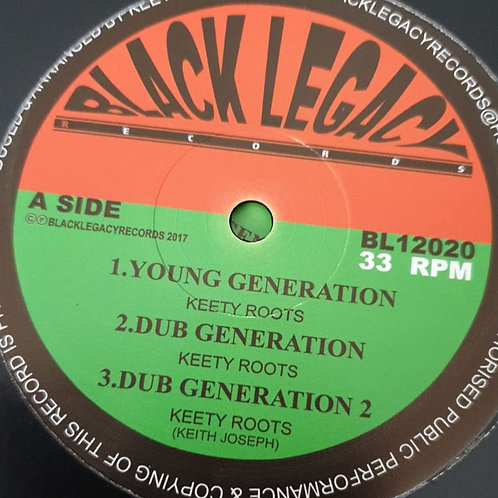 YOUNG GENERATION KEETY ROOTS