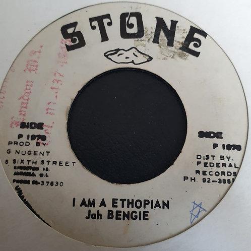 I AM ETHIOPIAN JAH BENGIE