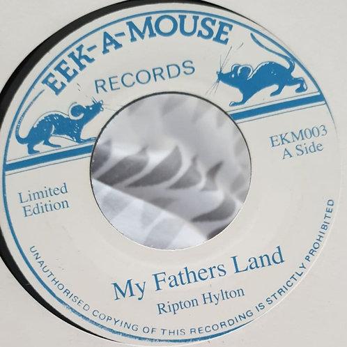 MY FATHERS LAND RIPTON HYLTON