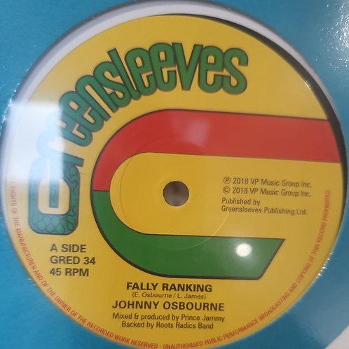 FALLY RANKING JONNY OSBOURNE