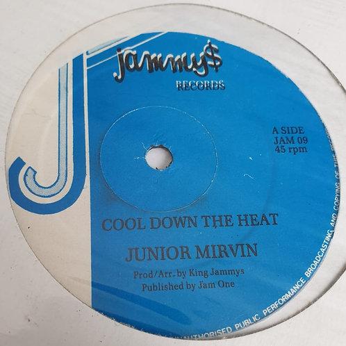 COOL DOWN THE HEAT JUNIOR MURVIN