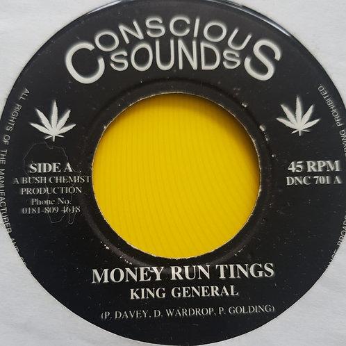 KING GENERAL - MONEY RUN THINGS